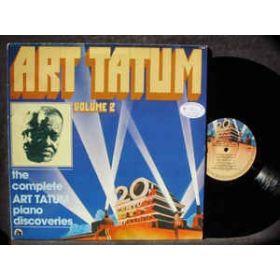 Art Tatum – The Complete Art Tatum Piano Discoveries, Volume 2