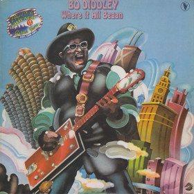 Bo Diddley ‎– Where It All Began