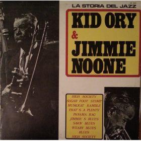 Kid Ory & Jimmie Noone – Kid Ory & Jimmie Noone