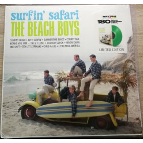 The Beach Boys – Surfin Safari