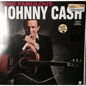 Johnny Cash ‎– The Fabulous Johnny Cash