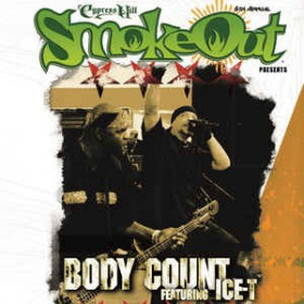 Body Count Featuring Ice-T ‎– SmokeOut Festival Presents Body Count Featuring Ice-T