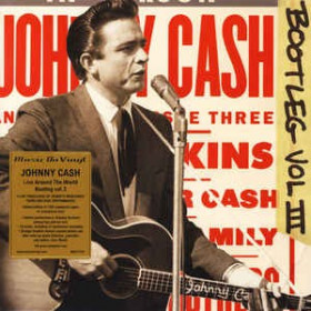 Johnny Cash ‎– Bootleg Vol III: Live Around The World