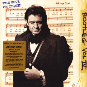 Johnny Cash ‎– Bootleg Vol IV: The Soul Of Truth