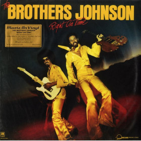 The Brothers Johnson – Right On Time