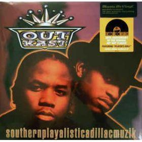 OutKast – Southernplayalisticadillacmuzik LP