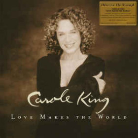 Carole King ‎– Love Makes The World LP