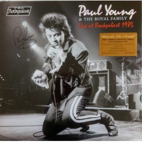 Paul Young & The Royal Family ‎– Live At Rockpalast 1985