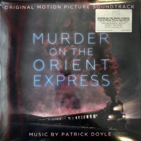 Patrick Doyle – Murder On The Orient Express (Original Motion Picture Soundtrack) LP