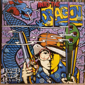Bomb The Bass ‎– Into The Dragon