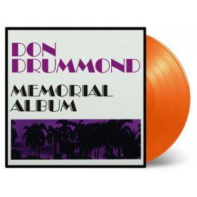 Don Drummond – Memorial Album (Orange Vinyl)