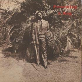 I. Roy – Presenting I. Roy  LP