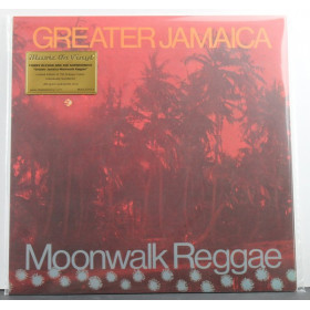 Tommy McCook & The Supersonics ‎– Greater Jamaica Moonwalk Reggae