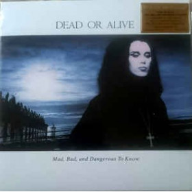 Dead Or Alive ‎– Mad, Bad And Dangerous To Know LP