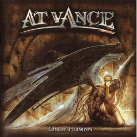 At Vance – Only Human (CD)