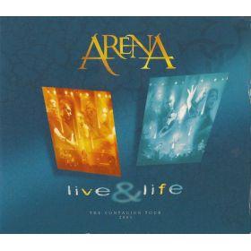 Arena – Live & Life  (CD)