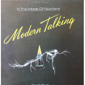Modern Talking – In The Middle Of Nowhere - The 4th Album   LP