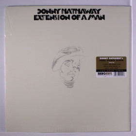 Donny Hathaway ‎– Extension Of A Man
