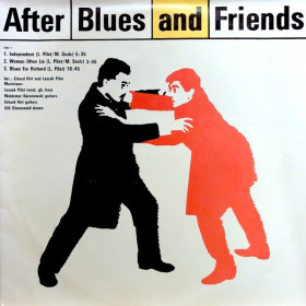 After Blues ‎– After Blues And Friends
