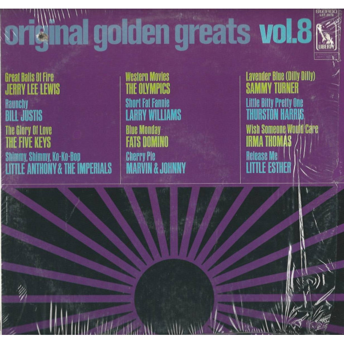 Various - Original Golden Greats Vol. 8