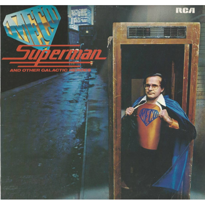 Meco - Superman And Other Galactic Heroes