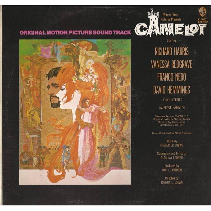 Lerner & Loewe / Vanessa Redgrave, Richard Harris - Camelot (Original Motion Picture Sound Track)