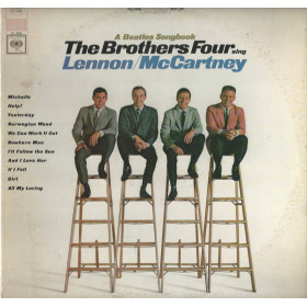 The Brothers Four Sing Lennon/McCartney ‎– A Beatles Songbook