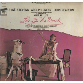 "Various, Kurt Weill – Kurt Weill's ""Lady In The Dark"""