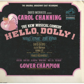 Jerry Herman, Carol Channing – Hello, Dolly!