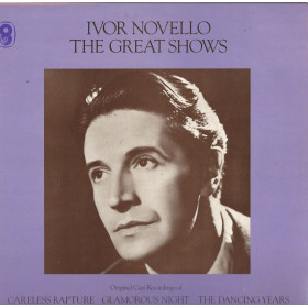 Ivor Novello ‎– Ivor Novello The Great Shows