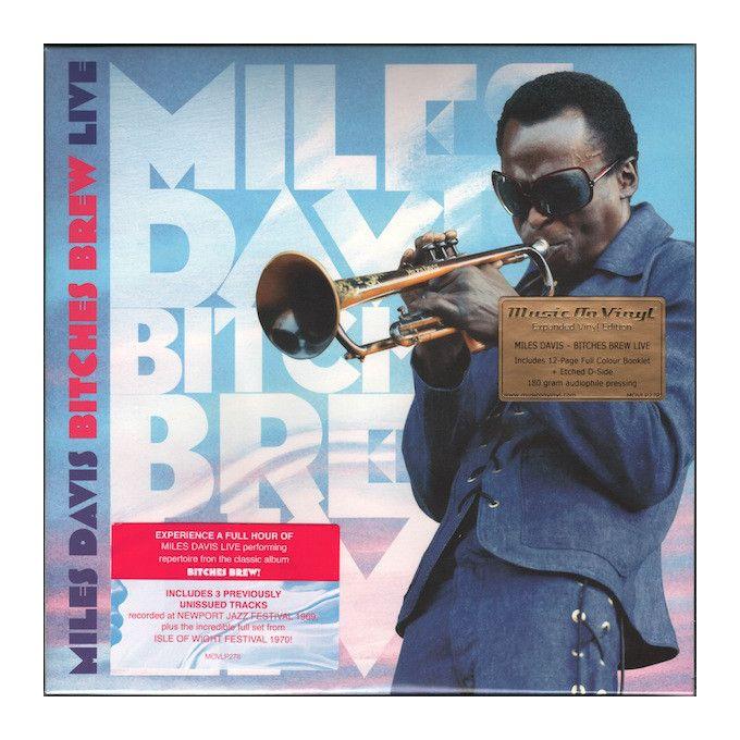 Miles Davis - Bitches Brew Live