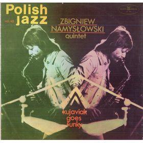 Zbigniew Namysłowski Quintet - Kujaviak Goes Funky