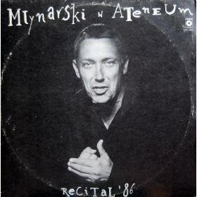 Wojciech Młynarski - Młynarski W Ateneum. Recital 86