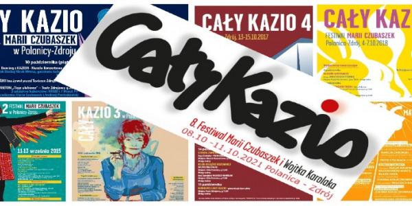 """""""Cały Kazio"""" 8 edycja festiwalu. Polecamy!"""