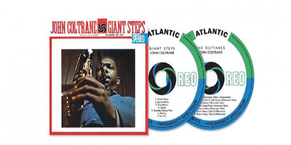 """John Coltrane - """"Giant Steps"""""""