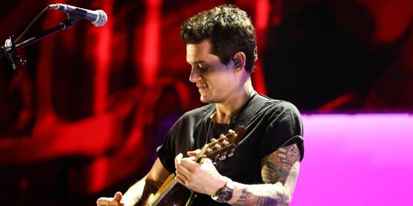 Muzyczni bohaterowie - John Mayer