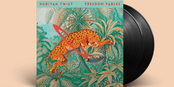 NUBIYAN TWIST – FREEDOM FABLES (2021)
