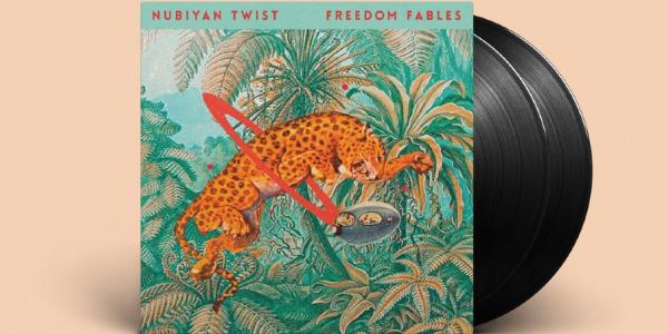 NUBIYAN TWIST – FREEDOM FABLES (2021)